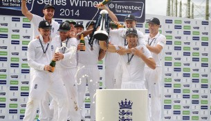 England celebrated their 3-1 series win over India joyously. There are still, however, gaps in the side that will be exploited by better teams