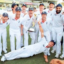 Alastair Cook's finest achievement as England captain, in our view, was also his first; a series win in India in 2012/13