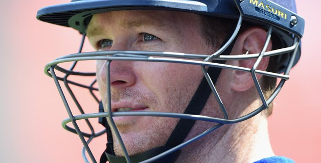 Eoin Morgan now looks every inch England's leader in the ODI side. He is batting has been freed up by the change in regime