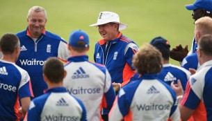 The change of attitude and performance in England's ODI cricket has been brought about by Trevor Bayliss, left, and Paul Farbrace. The revolution would have happened with or without Morgan as captain.