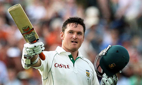 Graeme Smith ground out 27 Test centuries during his 116 Tests