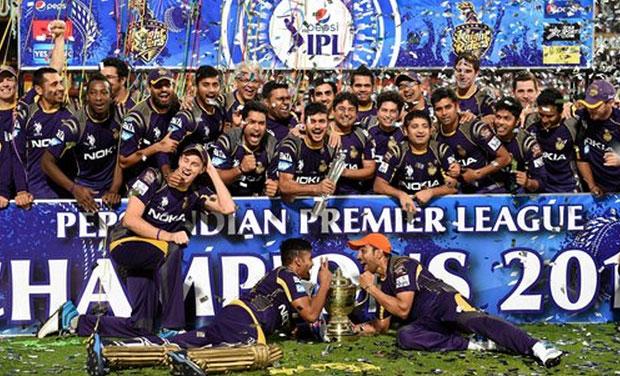 Kolkata Knight Riders are the defending champions