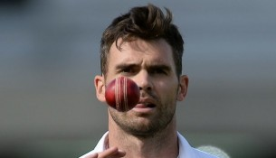 James Anderson will the man Australia are most concerned about