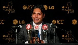 Kumar Sangakkara has added The Cricket Blog's Player of the year to his list of prestigious awards