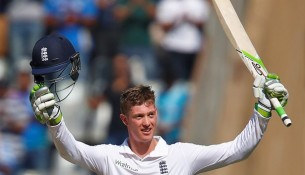 Keaton Jennings joined a long list of non-English England players in Mumbai. He performed okay, too...