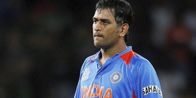 MS Dhoni has been an inspirational limited overs leader for India. Is the time right, however, for him to step aside?