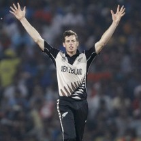 Mitchell Santner has been in superb form for New Zealand and will be looking to keep quiet