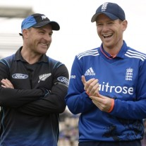 The New Zealand in England series was played out in the best of spirits and with the best of cricket
