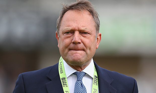 Paul Downton was a disastrous appointment as MD of the ECB. His removal was key to a revival in England's fortunes