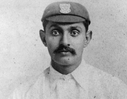 IMPOSTER! Ranjitsinhji wowed the crowds of Sussex and England, but was born at the other end of the Empire, in India. Should he have played for England? Yes!
