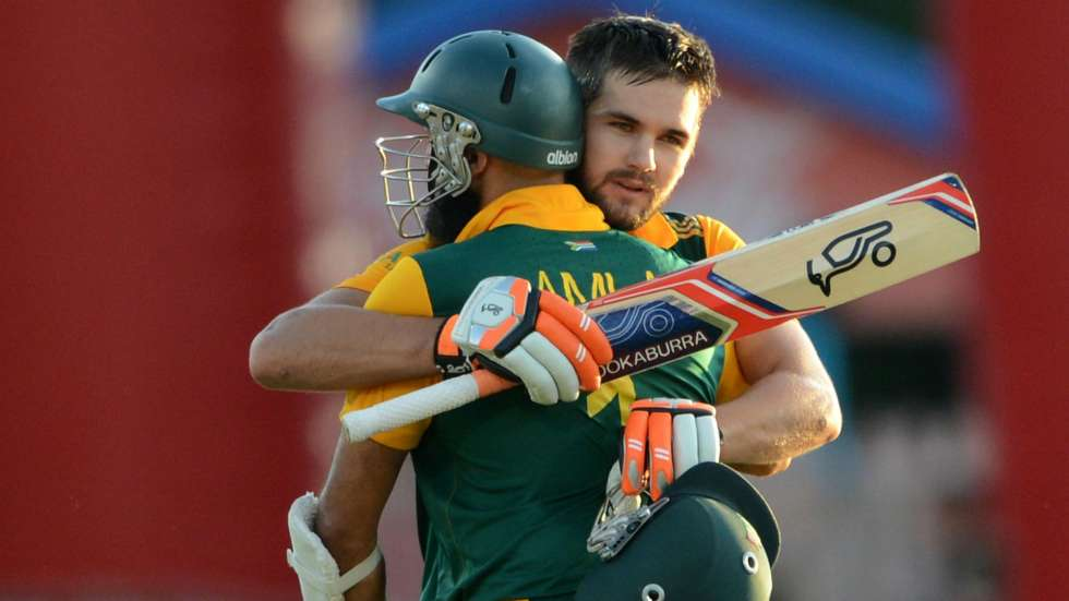 Rilee Rossouw has to take his opportunity to impress at the World Cup, having cemented his place in the Proteas XI with some impressive recent form