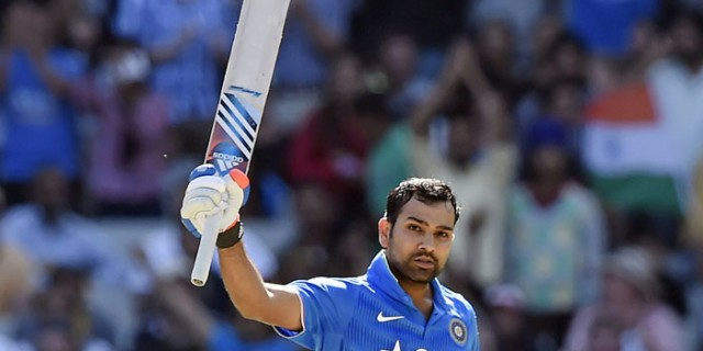 Rohit Sharma has found form at the right time for India