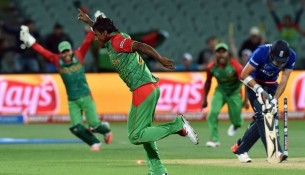 Rubel Hossain induced England's ODI nadir in Adelaide in 2015. England haven't looked back since