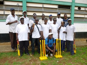 The Blind and Visually Impaired Cricket Club, Sierra Leone