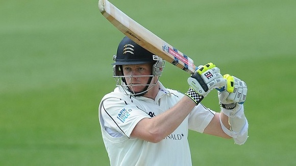 Sam Robson of Middlesex should be in line for an England debut sooner rather than later after showing his quality in the County Championship