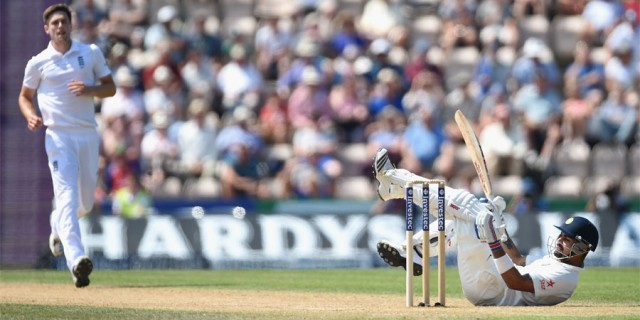 England dumped Virat Kohli on the floor on India's Test leg of their tour of England. He has too much talent to stay down there for long, though...