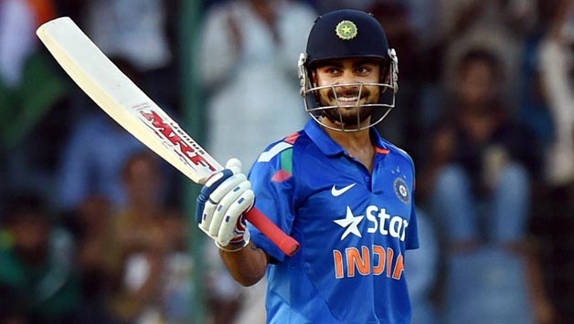 King Kohli - the Indian superstar is in fine fettle and looks set to ignite India's World T20 campaign