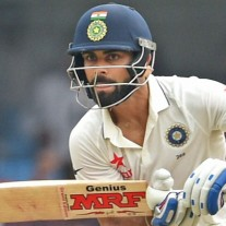 Virat Kohli has has added fitness, stell and determination to his game - talent is not enough to succeed at the top. Joe Root should learn from the India captain