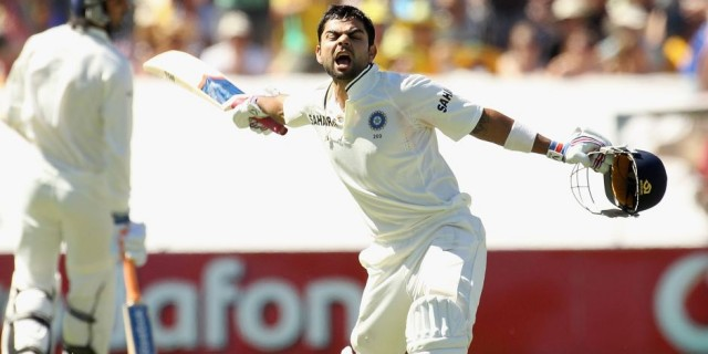 Virat Kohli, leading India in the first Test in Adelaide, will be hoping to repeat the form during his last series in Australia.