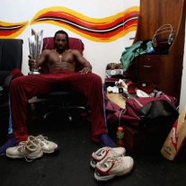Chris Gayle and the West Indies appear to be in with a real chance of retaining their title - if our predictions are anything to go by!