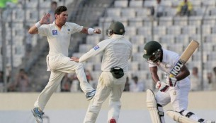 Yasir Shah has been the star of Pakistan's tour of Sri Lanka