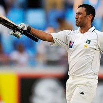 Younis Khan has been a rock for Pakistan for 14 years. Recently, he has been a rock for the sport, showing that some things remain constant during a turbulent time for the sport.