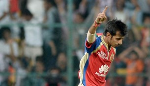 Yuzvendra Chahal's performances for Royal Challengers Bangalore have earned him a call up to the India squad