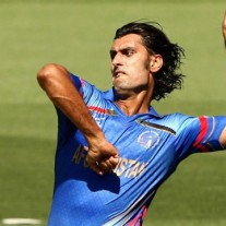 Shapoor Zadran won many admirers for his performances during the 2015 World Cup