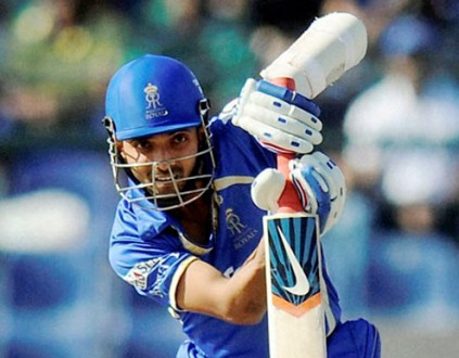 Rajasthan Royals' Ajinkya Rahane tops the run scoring charts