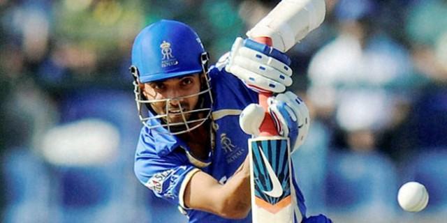 Rajasthan Royals' Ajinkya Rahane tops the run scoring charts