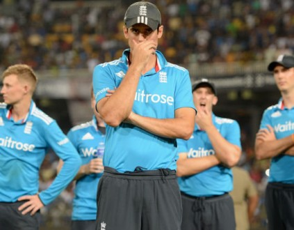 Alastair Cook's position as England's ODI captain had become untenable and the only choice left was to remove him.