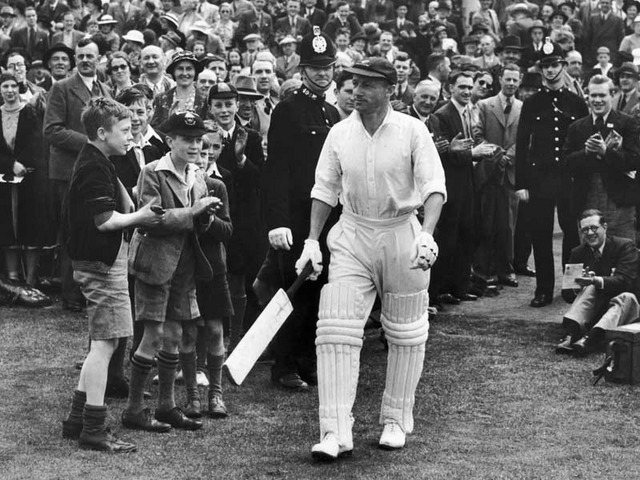 The Promise of Endless Summer features obituaries of some of the game's greats, like Sir Don Bradman