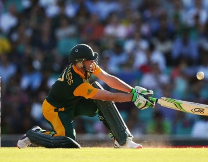 AB de Villiers is by far and away South Africa's most important player