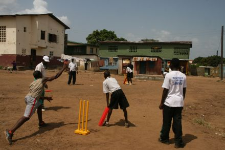 Cricket gets played in some unusual and unlikely places around the world. Third Man in Havana takes us to them