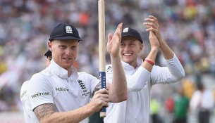 England have unearthed a few gems of late, not least Ben Stokes (L) and Joe Root, but other pieces haven't quite fallen into place. Yet